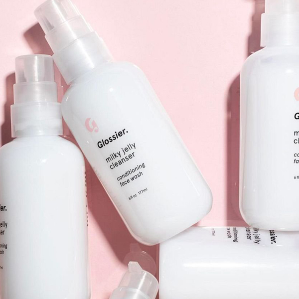 Products On A Long Waiting List Glossier Milky Jelly Cleanser