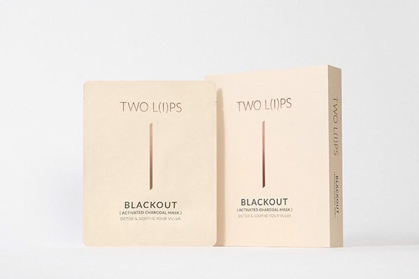 Two Lips Blackout Activated Charcoal Mask Review