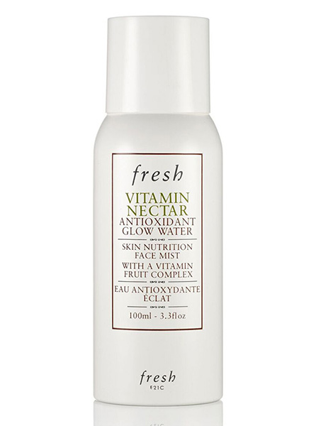 August Products Round Up Fresh Vitamin Nectar Glow Water
