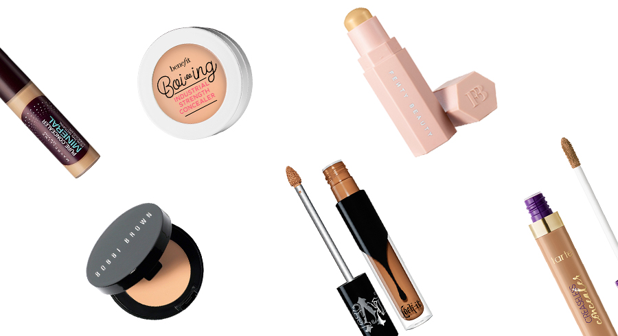 13 best concealers for Asian skin tones and concerns in Singapore