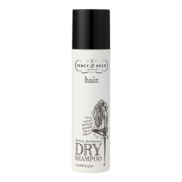 Best Dry Shampoos Percy Reed