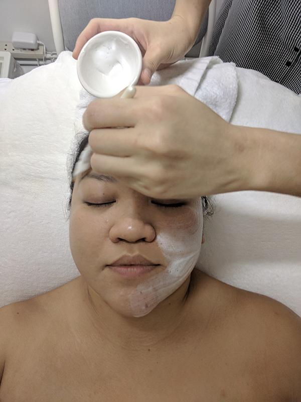 Best Sensitive Skin Facials Foaming Exfoliation
