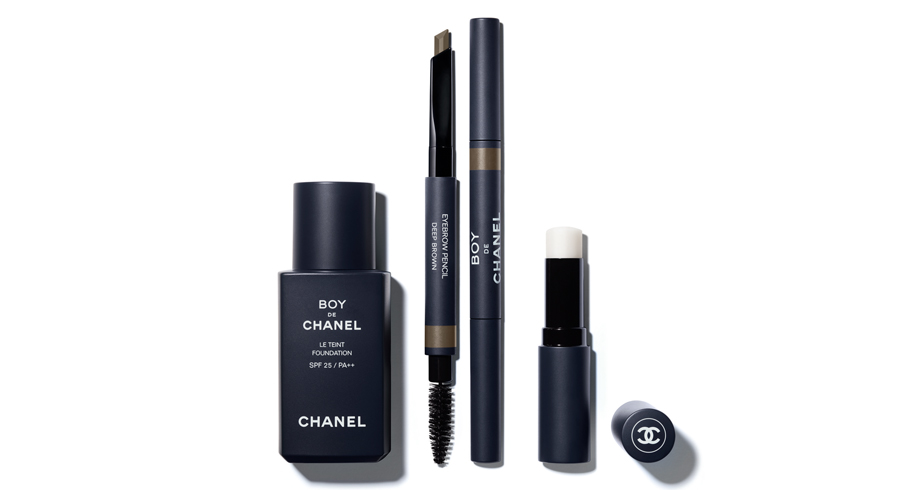 Boy De Chanel: Chanel is launching their first makeup line for men?!
