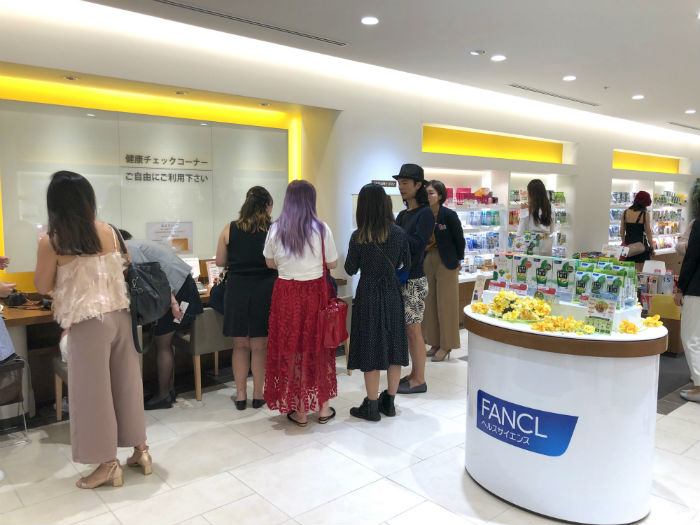 Fancl Ginza Square 2