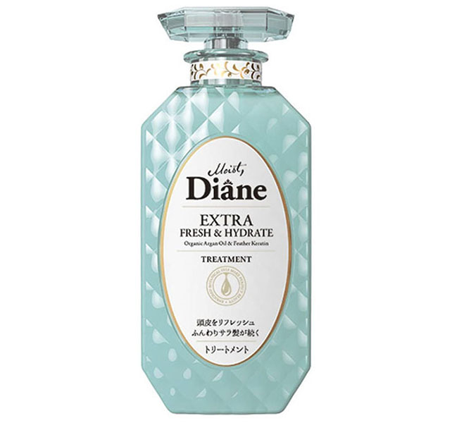 Fragrant Hair Products Moist Diane Extra Fresh Hydrate