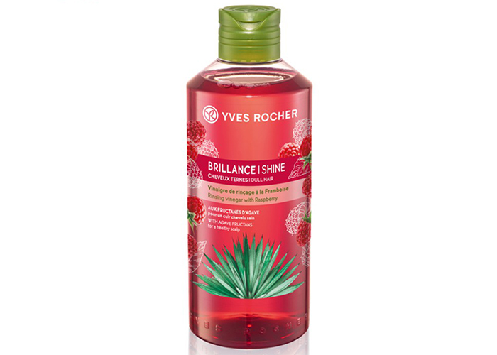 hair products smell good yves rocher