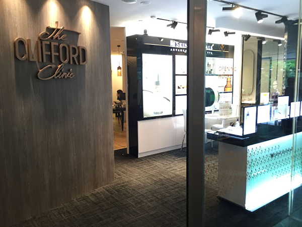 Laser Facials In Singapore The Clifford Clinic Exterior