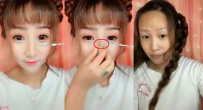 Nose Sculpting Trend China