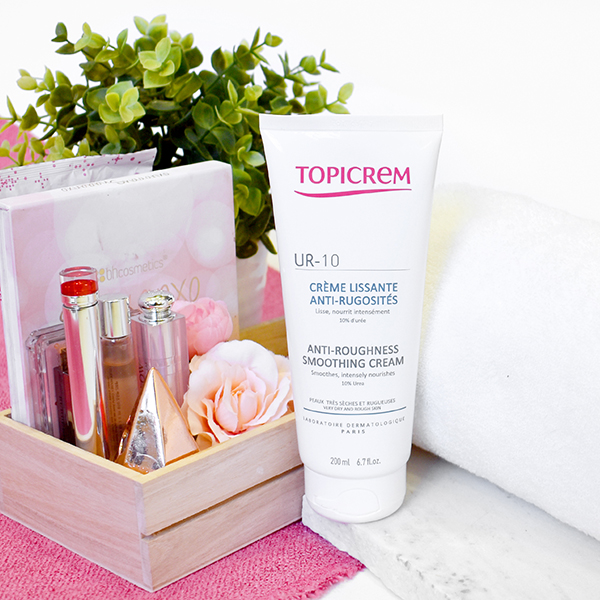 Things Youre Doing Wrong For Sensitive Skin Topicrem Anti Roughness Smoothing Cream