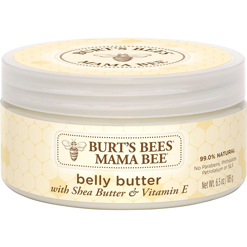 5. Burts Bees Mama Bee Belly Butter