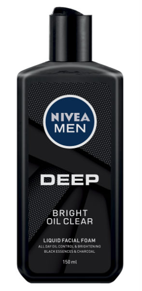 Nivea Men Deep Liquid Foam 150ml