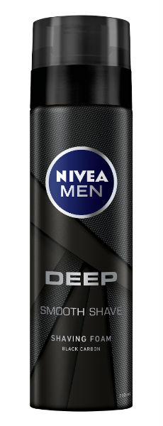 Nivea Men Deep Shaving Foam 200ml