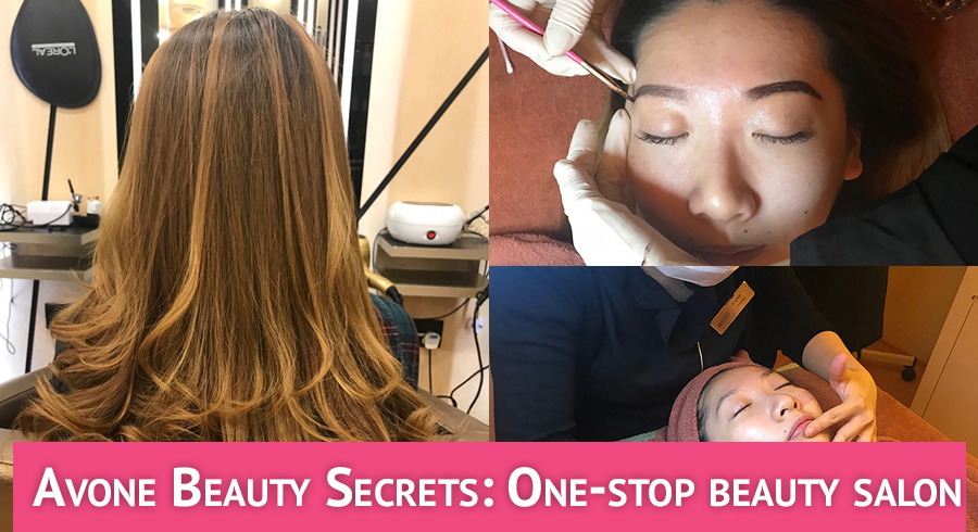 One-stop beauty salon: we tried 4 beauty services in Avone Beauty Secrets and review all of them!
