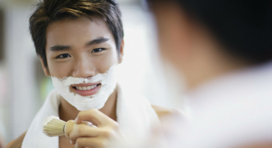 Basic Simple Skincare Grooming Asian Men Featured