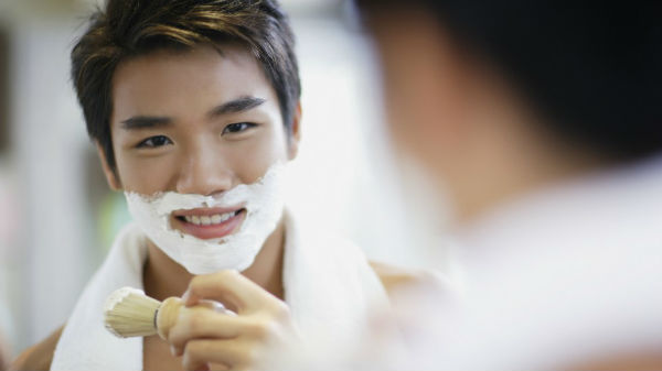 Basic Skincare Grooming Asian Men 2