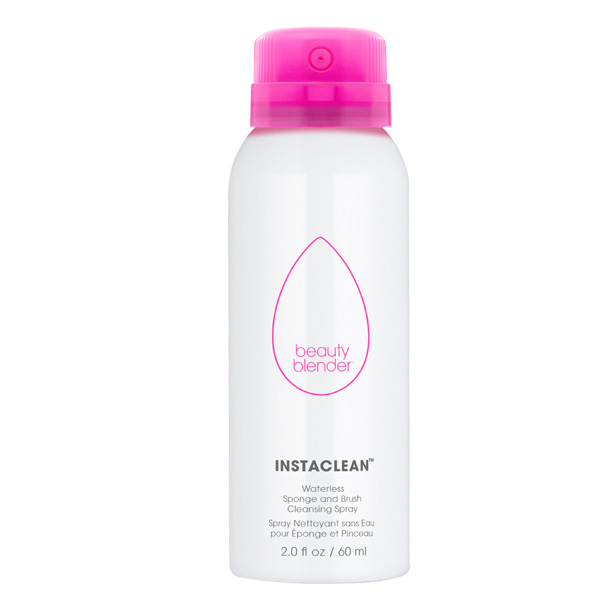 Beautyblender Instaclean Cleansing Spray Pack Shot