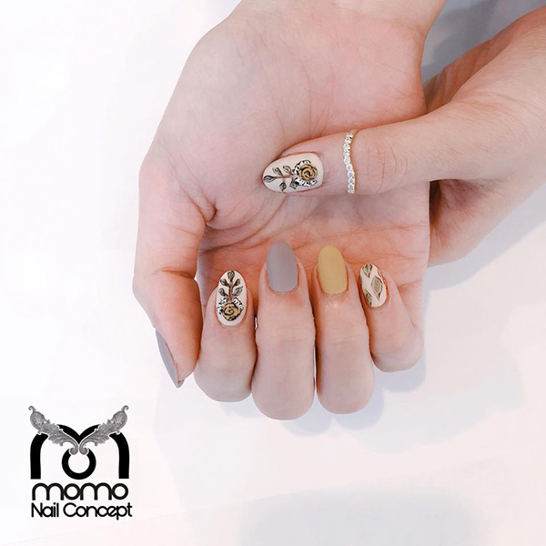 Best Beauty Salons In Jb Momo Nail Concept Nails