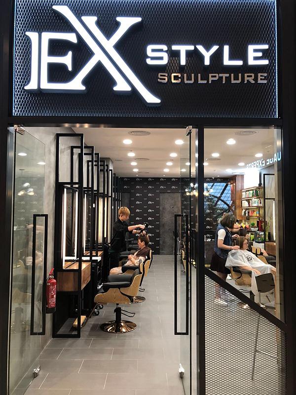 Best Salons For Vibrant Coloured Hair Ex Sculpture Salon Final