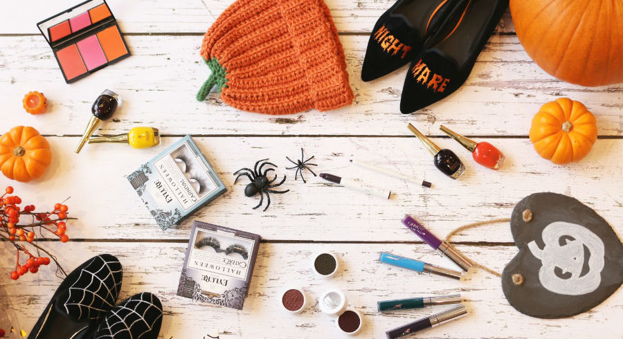 Where to buy your makeup essentials for Halloween?