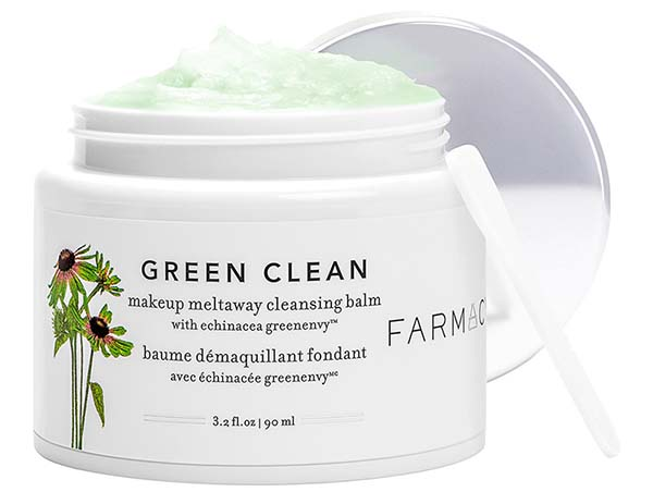 Heavy Duty Makeup Removers Farmacy Green Clean Makeup Meltaway Cleansing Balm