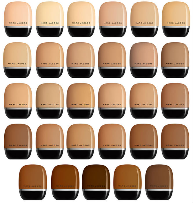 Lady Gaga Makeup Artist Marc Jacobs Shameless Foundation