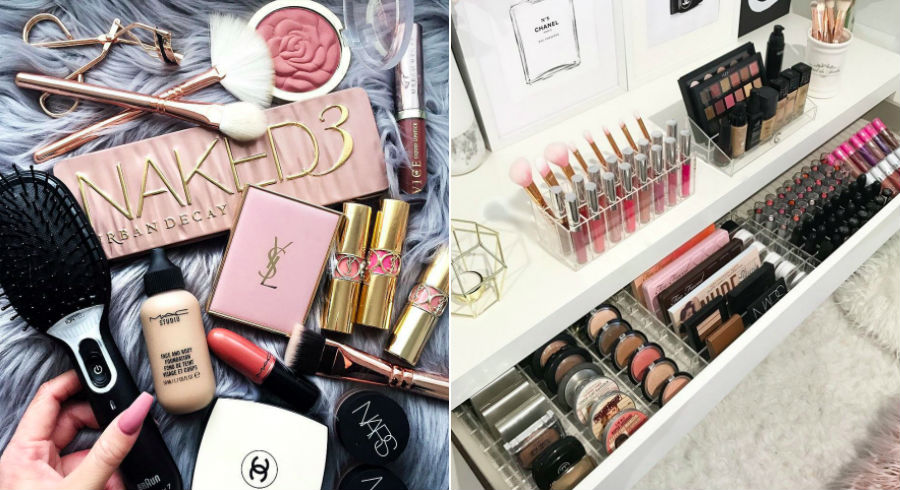 Makeup Organisers Featured
