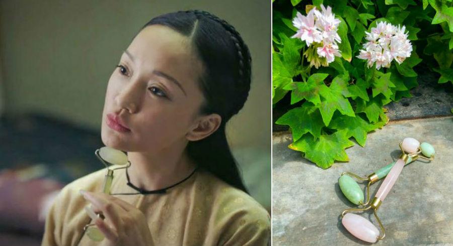 Ru Yi Zhuan Jade Roller Featured