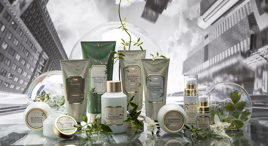Take $50 off your total bill with every 2 SABON Ocean Secret Collection products purchased!