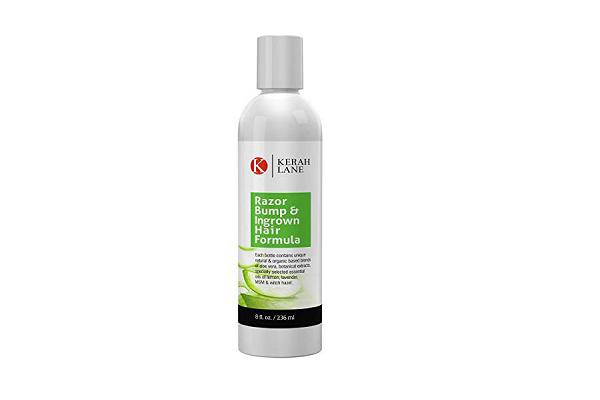 Kerah Lane razor bump and ingrown hair formula serum