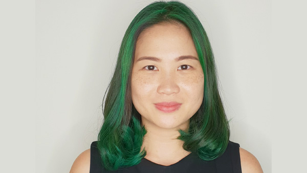 Shiseido Colourmuse Review Angela Front View Green