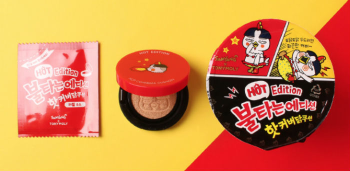 Tony Moly Samyang Cushion 1