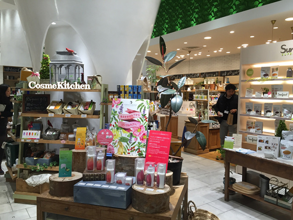 Ultimate Beauty Guide In Tokyo Cosme Kitchen