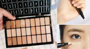 Undereye Concealer Application Tips