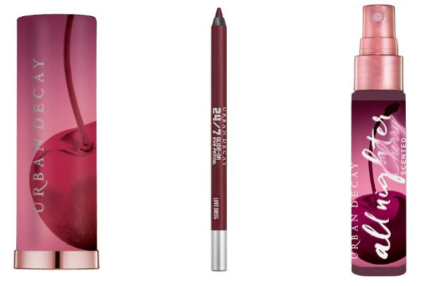 Urban Decay Naked Cherry Limited Edition