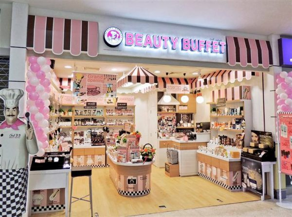 Beauty Shopping In Bangkok Beauty Buffet