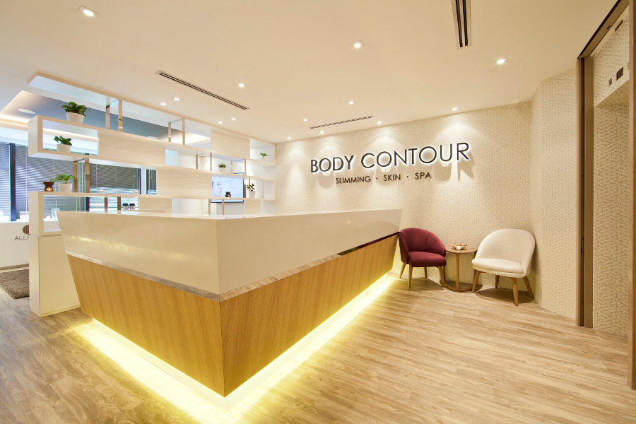 best places to go for the best massages in Singapore Body Contour Premier