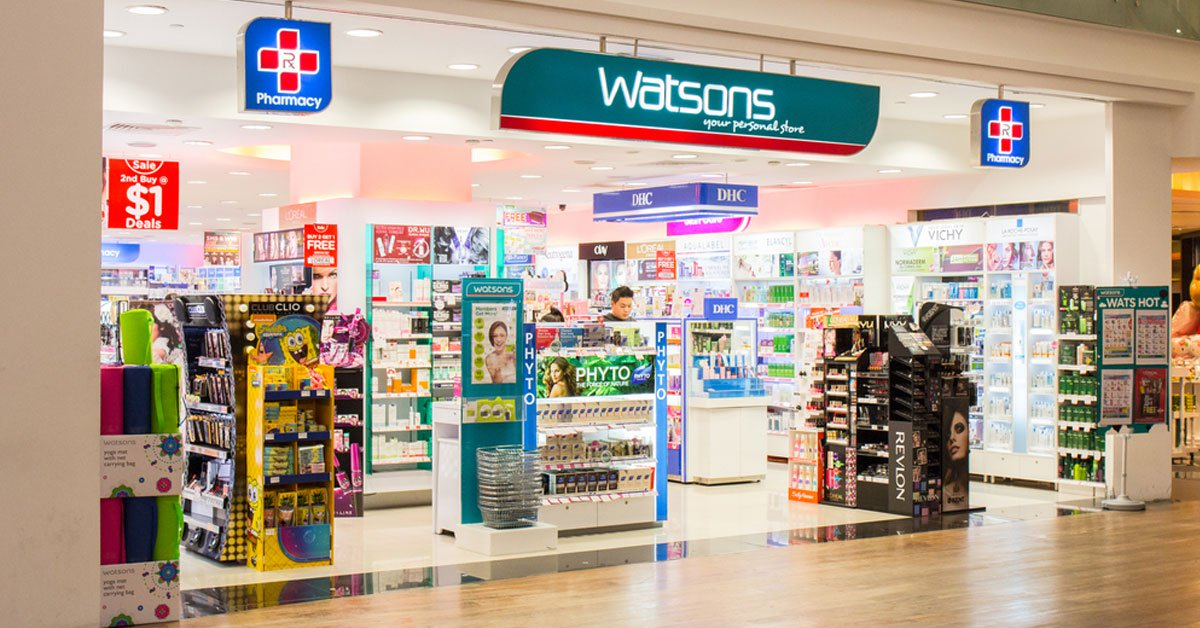 Best Places To Buy Korean Skincare Watsons
