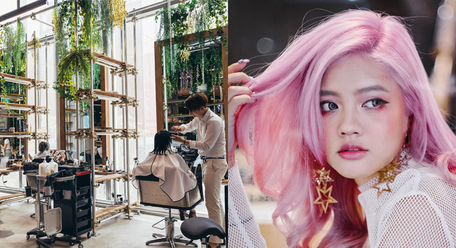 These are the best salons for vibrant coloured hair in Singapore AND the newest shades you HAVE to try