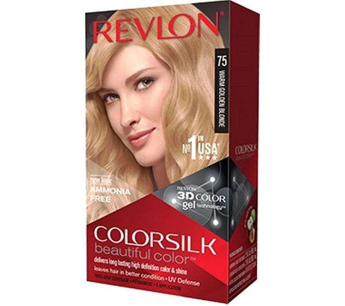 Boxed Dyes For Bleached Hair Revlon Colorsilk