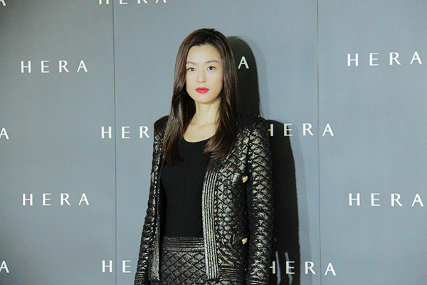 Gianna Jun Hera Launch Fave Products
