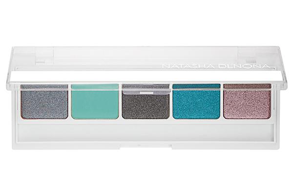 Green Eyeshadow Palette Natasha Denona