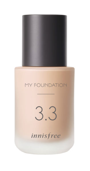 Innisfree My Foundation Review 1