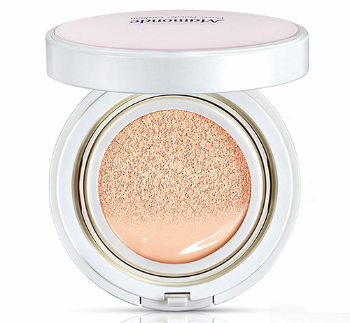 Popular Foundations Available In Cushion Format Mamonde Cover Powder Cushion