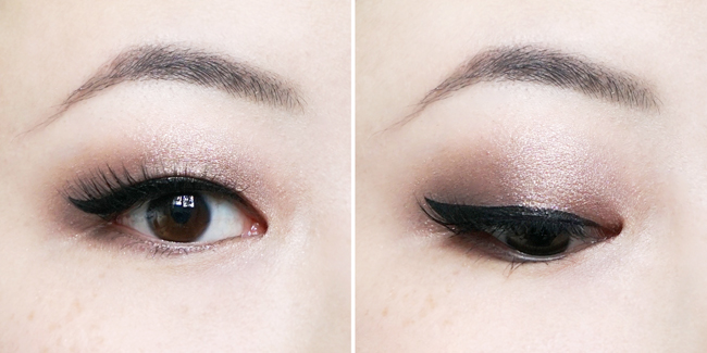 Taupe Eyeshadow Look