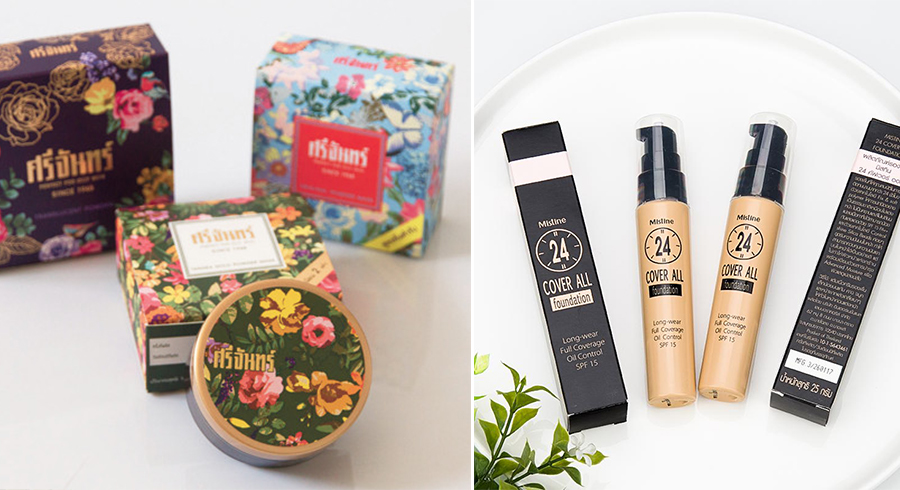 Thai Beauty Brands Shopping