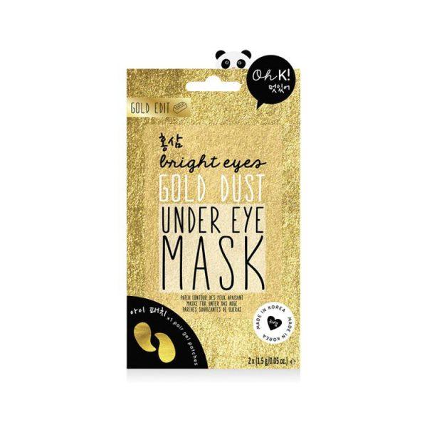 Oh K! Gold Dust Under Eye Mask