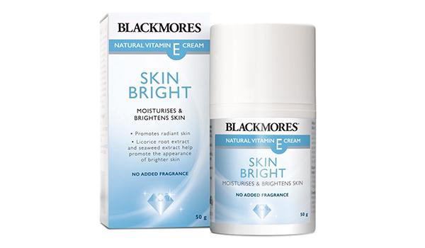 Blackmores Natural Vitamin E Cream Skin Bright