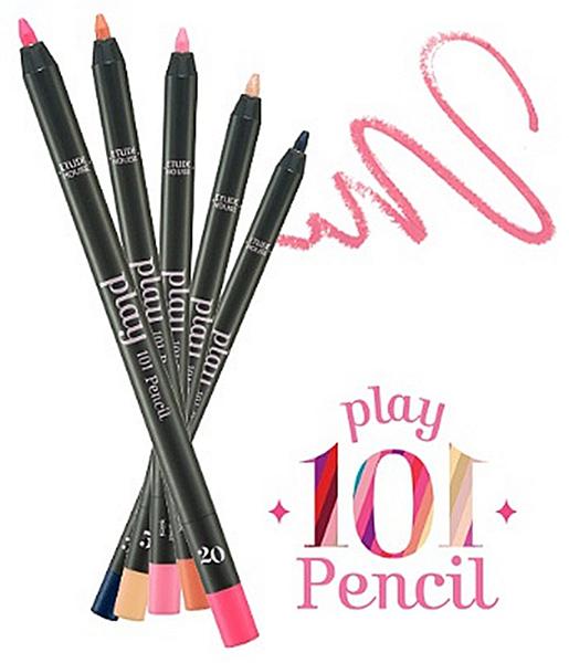 Best Eyeliner Pencils Etude House Play 101 Stick