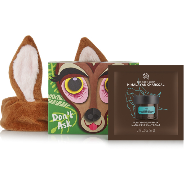 Best Gifts Under Sgd30 The Body Shop Dont Ask Just Mask