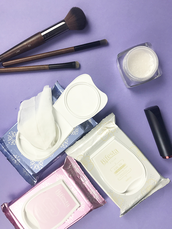Bifesta Makeup Removing Wipes Review Pack Shot